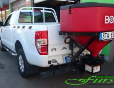 Ford Ranger mit THE BOSS TGS1100 308 Liter Heckanbaustreuer