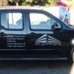 Nissan Navara als leistungsstarkes Räumfahrzeug