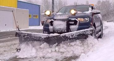 HILLTP SnowStriker VP an Ford Ranger