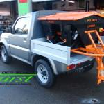 LEHNER Polaro L auf SUZUKI Jimny PickUp Automatik