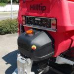 HILLTIP IceStriker 1100 auf Mitsubishi L200 mit Rückfahrkamera