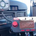 Steuerung eines THE BOSS VBX8000