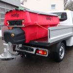 HILLTIP IceStriker 850 auf VW T6 Pritsche