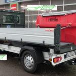Hilltip Aufbaustreuer auf Peugeot Boxer