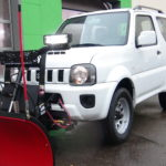 Aktuelle Lieferzeit bei SUZUKI Jimny Winterdienstfahrzeugen