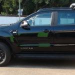 Ford Ranger Black Limited Edition mit THE BOSS V-Pflug und HILLTIP IceStriker Aufbaustreuer